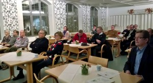 Information meeting Tampere