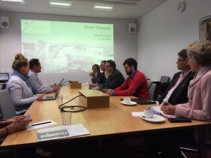 Smart Cities Action Cluster Visit